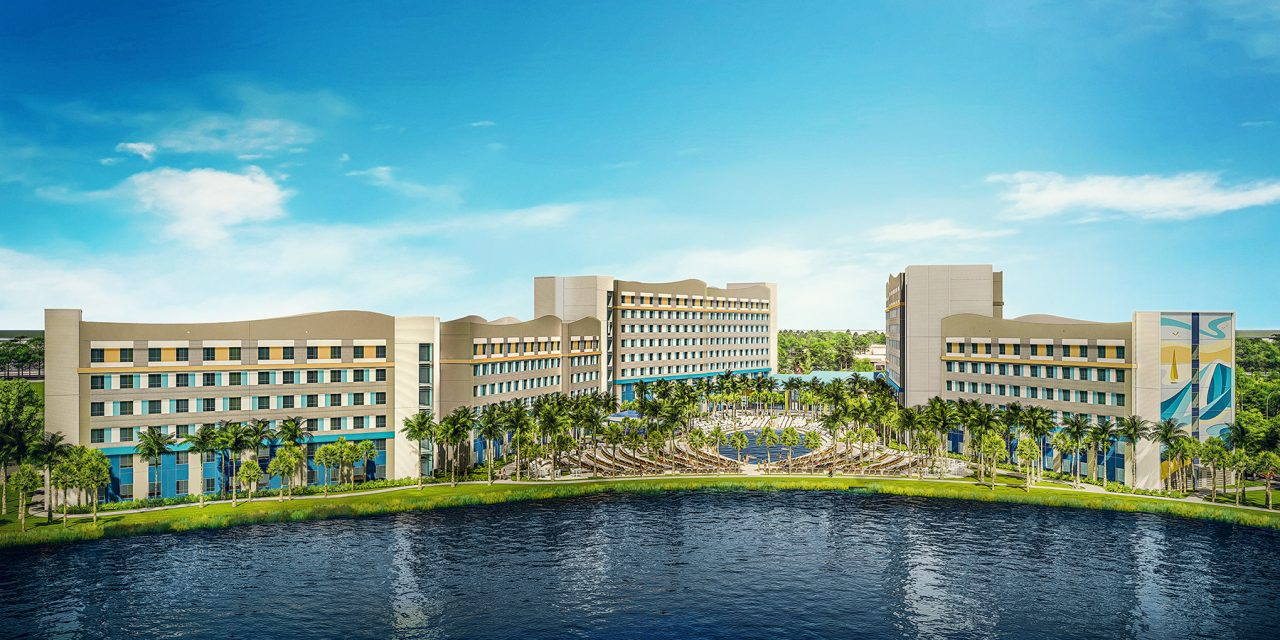 UNIVERSAL ORLANDO RESORT REVEALS SURF-INSPIRED FOOD AND DRINKS AT UNIVERSAL'S ENDLESS SUMMER RESORT – SURFSIDE INN AND SUITES