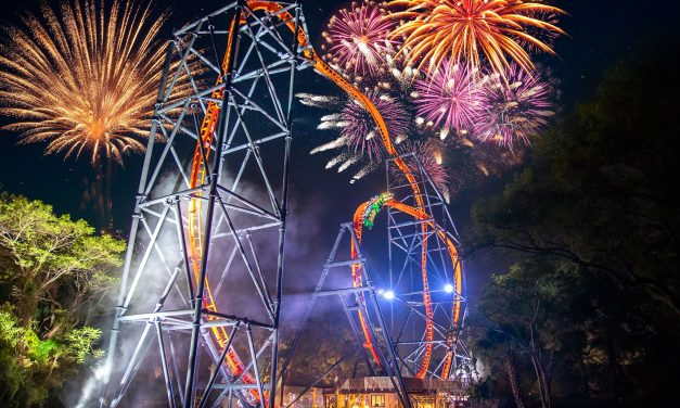 SUMMER NIGHTS BRINGS FIREWORKS AND MORE BACK TO BUSCH GARDENS TAMPA BAY STARTING FRIDAY, MAY 31