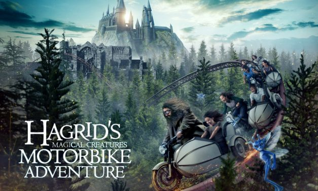 Virtual Queue Announced For Hagrid's Magical Creatures Motorbike Adventure