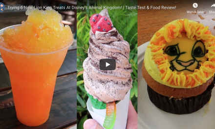 6 Must Have Treats at Disney's Animal Kingdom