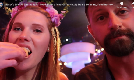 Our Top 5 Food Favorites from the Epcot Food and Wine Festival Preview