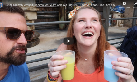 3 Food Items You Must Try at Star Wars Galaxy's Edge