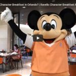 5 Must-do Character Dining Experiences in Orlando