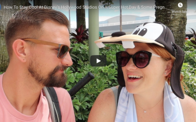 Staying Cool on a Hot Day at Disney's Hollywood Studios