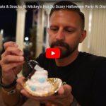Trying 6 New Treats & Snacks At Mickey's Not So Scary Halloween Party