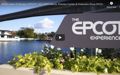 5 New Attractions Coming to EPCOT in 2020