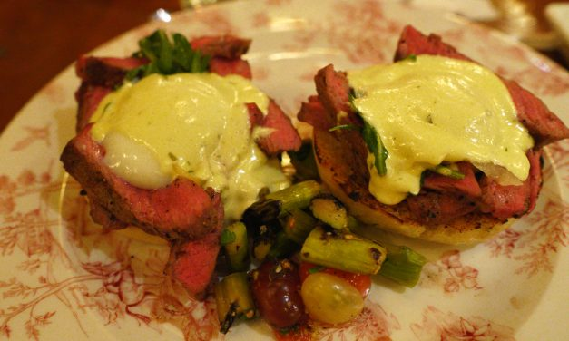 Why We Enjoyed Brunch at Epcot's Le Cellier Steakhouse
