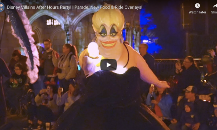 The Return of the Disney Villains After Hours Event