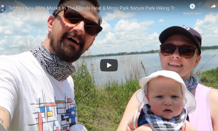 MOSS PARK NATURE HIKING TRAIL!