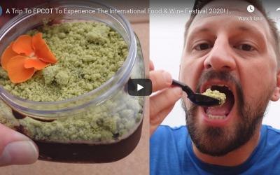 THE INTERNATIONAL FOOD & WINE FESTIVAL 2020!