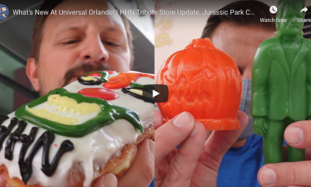 WHAT'S NEW AT UNIVERSAL ORLANDO?