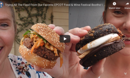 OUR FAVORITE FOOD FROM EPCOT FOOD & WINE FESTIVAL BOOTHS