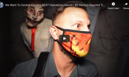 CENTRAL FLORIDA'S BEST HOMETOWN HAUNT!