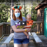 DISNEY'S FORT WILDERNESS RESORT HALLOWEEN STAYCATION