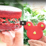 TRYING 5 NEW HOLIDAY TREATS AT DISNEY'S HOLLYWOOD STUDIOS
