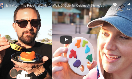 IS THE WONDERFUL WALK OF COLORFUL CUISINE WORTH THE PRICE?