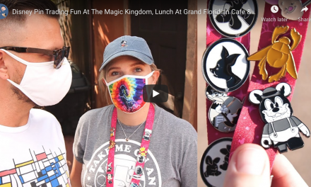 HOW TO PIN TRADE AT DISNEY'S MAGIC KINGDOM