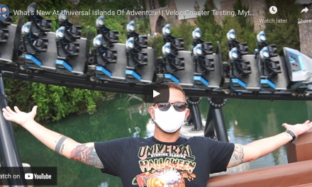 3 NEW THINGS AT UNIVERSAL ISLANDS OF ADVENTURE