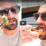 5 ALLERGY FRIENDLY FOODS AT DISNEY'S FLOWER & GARDEN FESTIVAL