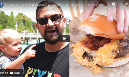 HOW YOU CAN HAVE A DISNEY DATE AT DISNEY SPRINGS!