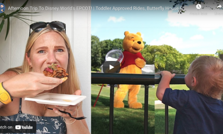 3 THINGS TO DO AT DISNEY WORLD'S EPCOT FOR CHILDREN
