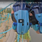 3 ROLLER COASTERS TO RIDE AT SEAWORLD