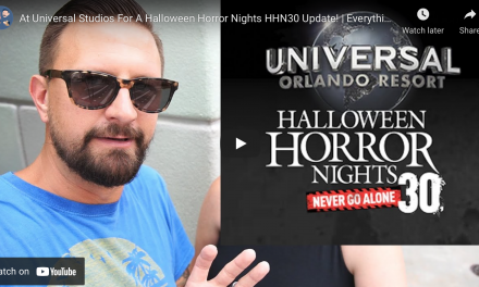 HALLOWEEN HORROR NIGHTS 2021 UPDATE!