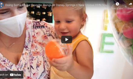 3 OF OUR FAVORITE THINGS TO DO AT DISNEY SPRINGS